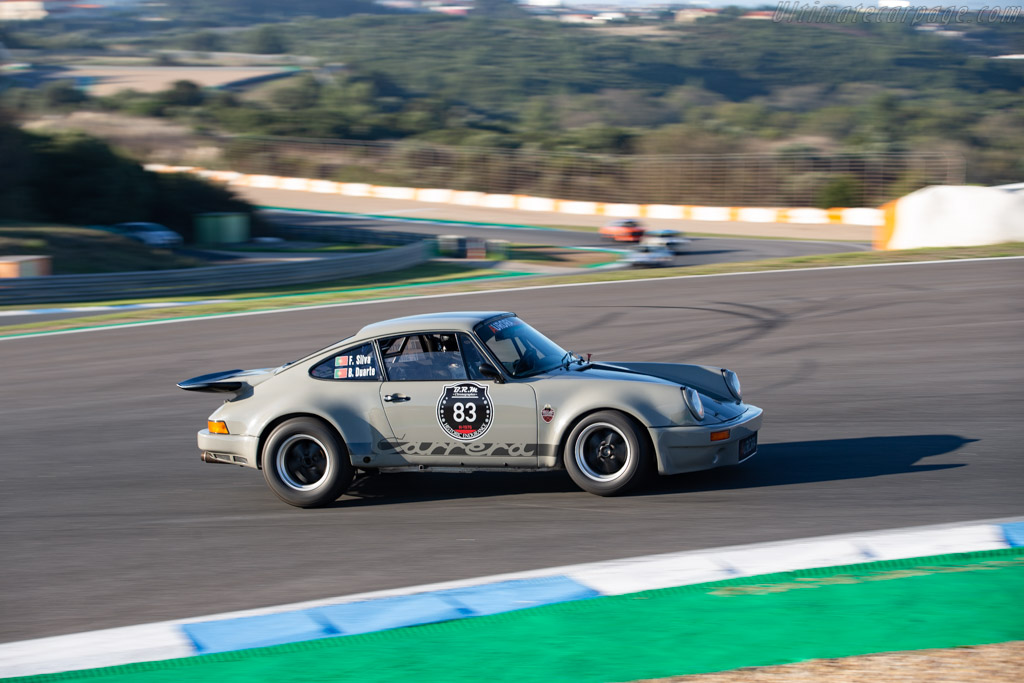 Porsche 911 3.0RS  - Driver: Bruno Iglesias Duarte / Filipe Silva Jesus - 2020 Estoril Classics