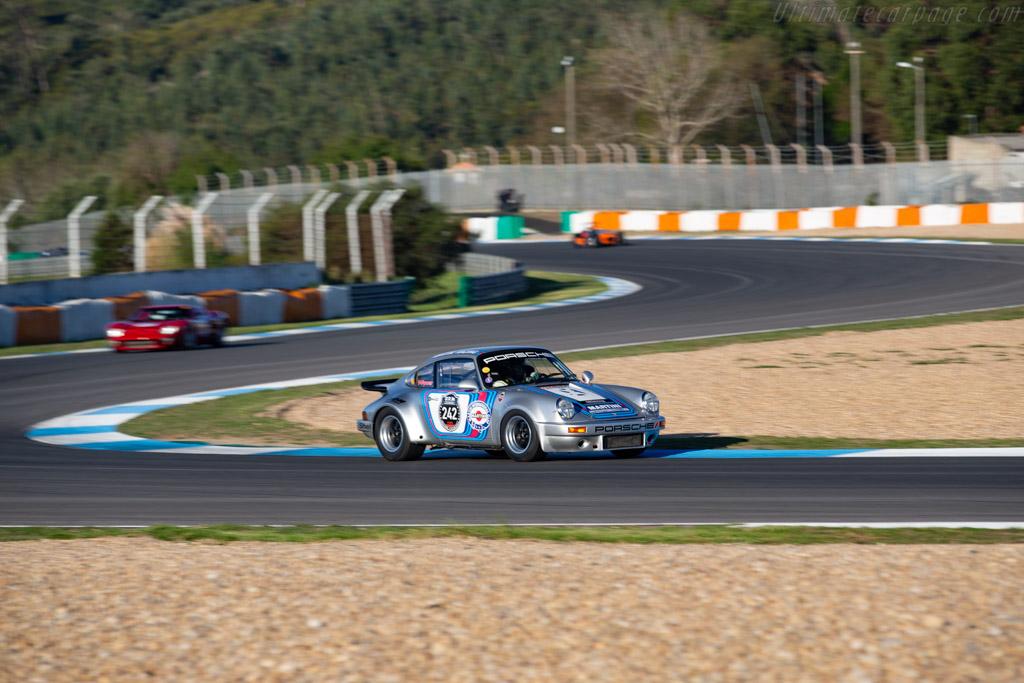 Porsche 911 3.0RS  - Driver: Lars Rolner - 2020 Estoril Classics