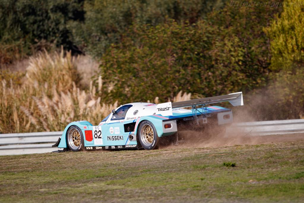 Porsche 962C - Chassis: 962-170 - Driver: Michel Lecourt / Raymond Narac - 2020 Estoril Classics