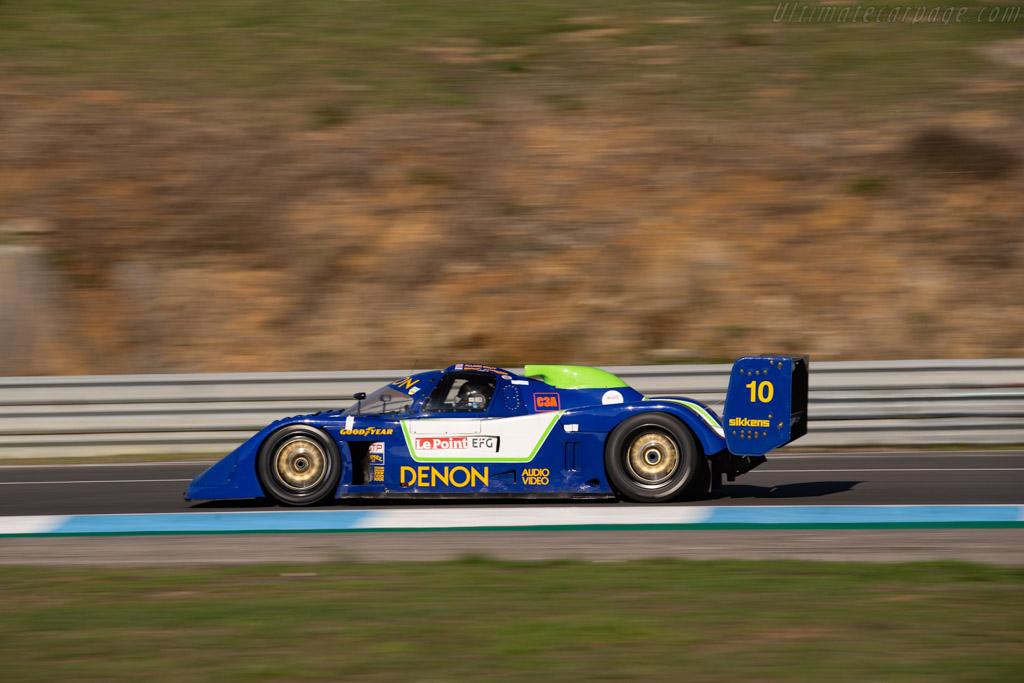 Spice SE92 - Chassis: SE92P-025 - Driver: Michiel Campagne / Allard Kalff - 2020 Estoril Classics