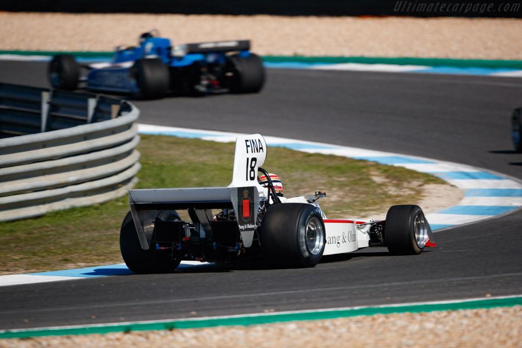Surtees TS16 - Chassis: TS16/02-4 - Driver: Marc Devis - 2020 Estoril Classics