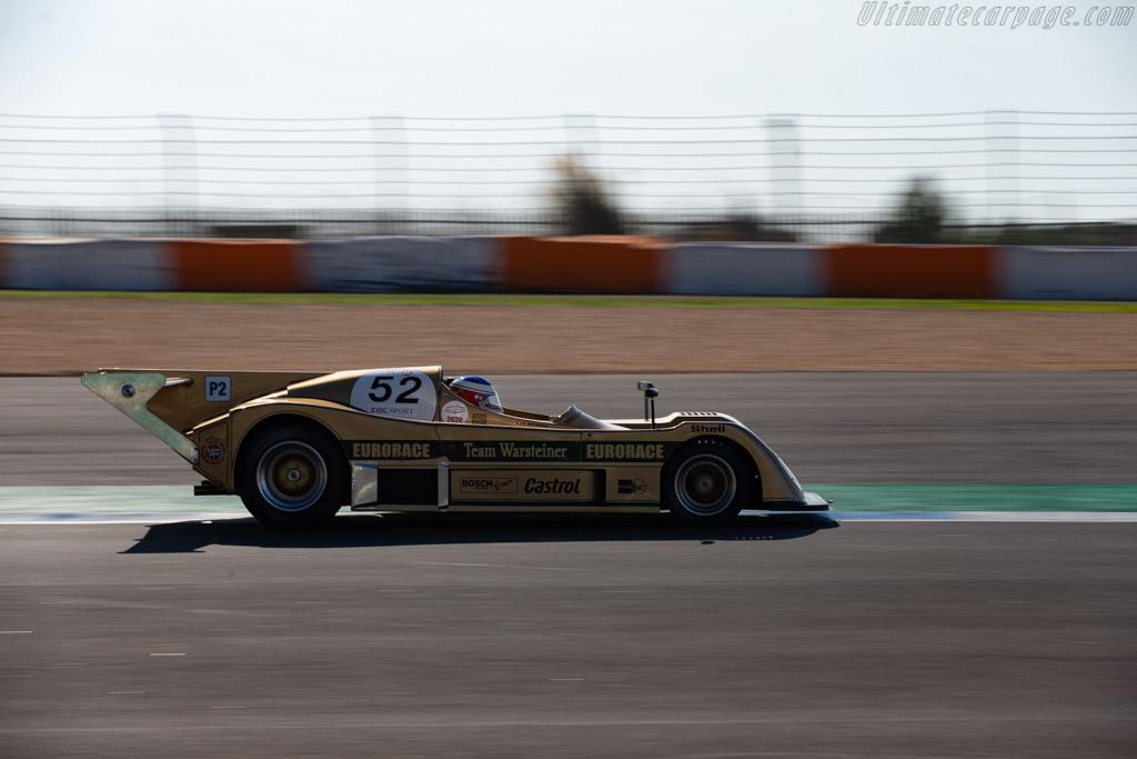 TOJ SC304 - Chassis: 11-76 - Driver: Yves Scemama - 2020 Estoril Classics