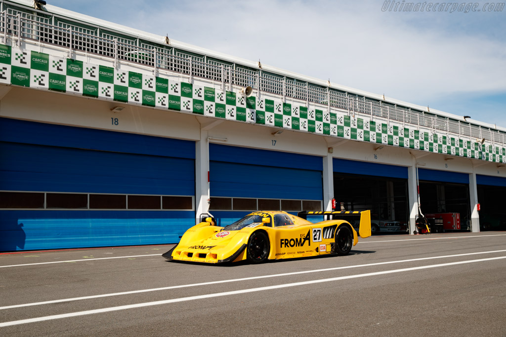 Welcome to Estoril - Chassis: R90C/7  - 2020 Estoril Classics