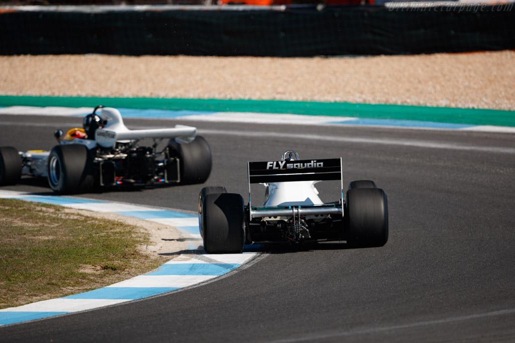 Williams FW08C - Chassis: FW08-10 - Driver: Mark Hazell - 2020 Estoril Classics
