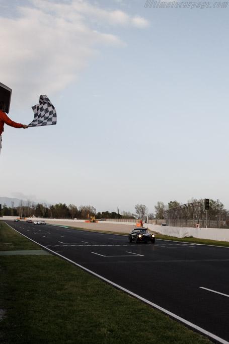 AC Shelby Cobra - Chassis: CSX2506 - Driver: Christophe Van Riet  - 2018 Espiritu de Montjuic