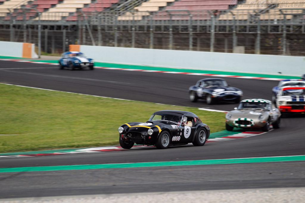 AC Shelby Cobra - Chassis: 878454 - Driver: Carlo Vögele / Yves Vögele  - 2018 Espiritu de Montjuic