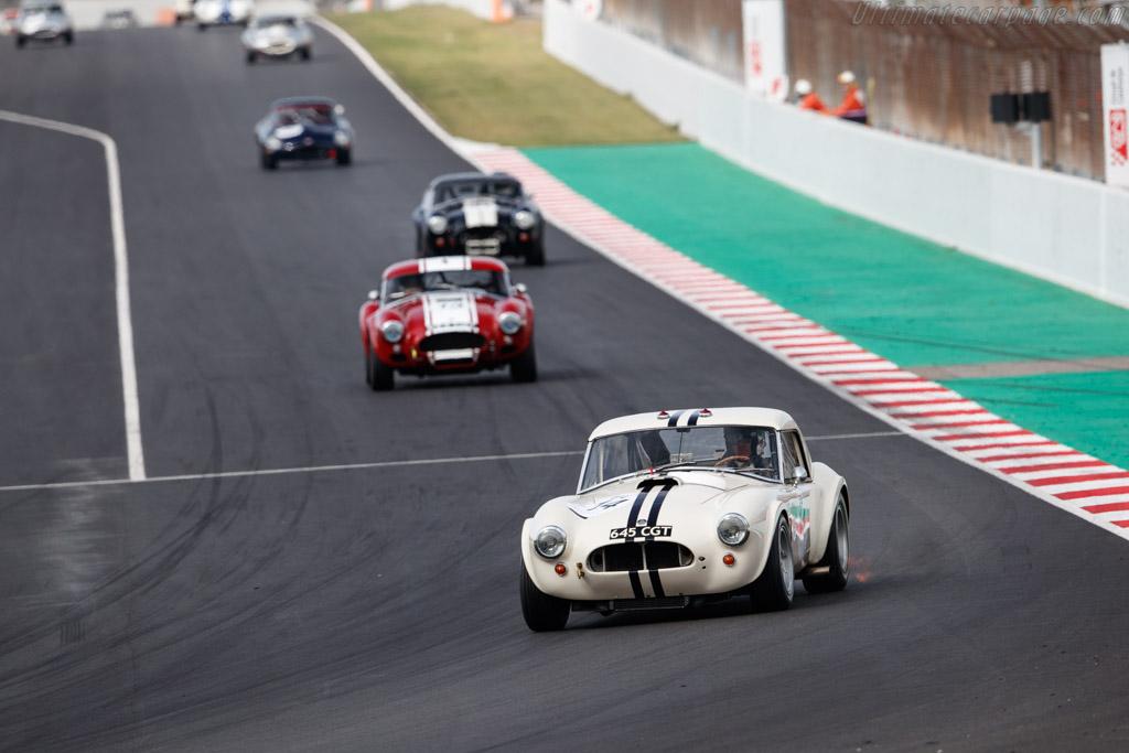 AC Shelby Cobra Le Mans - Chassis: CSX2142 - Driver: Carlos Monteverde / Gary Pearson  - 2018 Espiritu de Montjuic