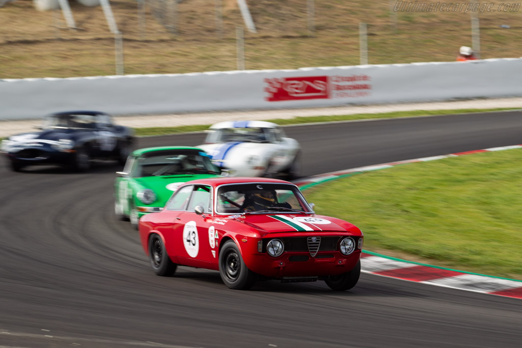 Alfa Romeo Giulia Sprint GTA - Chassis: AR613073 - Driver: Conrad C. Ulrich / Conrad M. Ulrich  - 2018 Espiritu de Montjuic