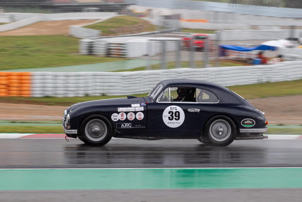 Aston Martin DB2 Vantage - Chassis: LML/50/93 - Driver: MichelVerliefden  - 2018 Espiritu de Montjuic