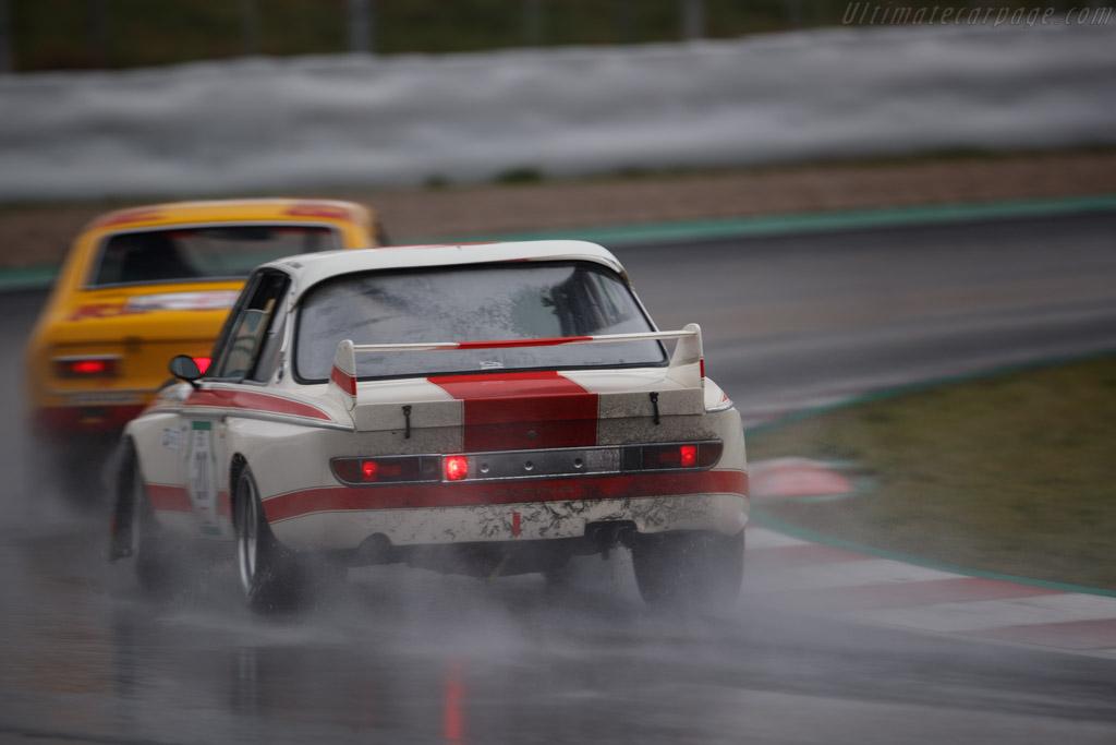 BMW 3.0 CSL - Chassis: JS100261 - Driver: Christian Dumolin / Pierre-Alain Thibaut  - 2018 Espiritu de Montjuic
