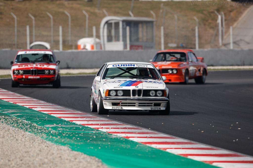 BMW 635CSI - Chassis: E24 RA1-31 - Driver: Robert Boos / Pascal Goury  - 2018 Espiritu de Montjuic