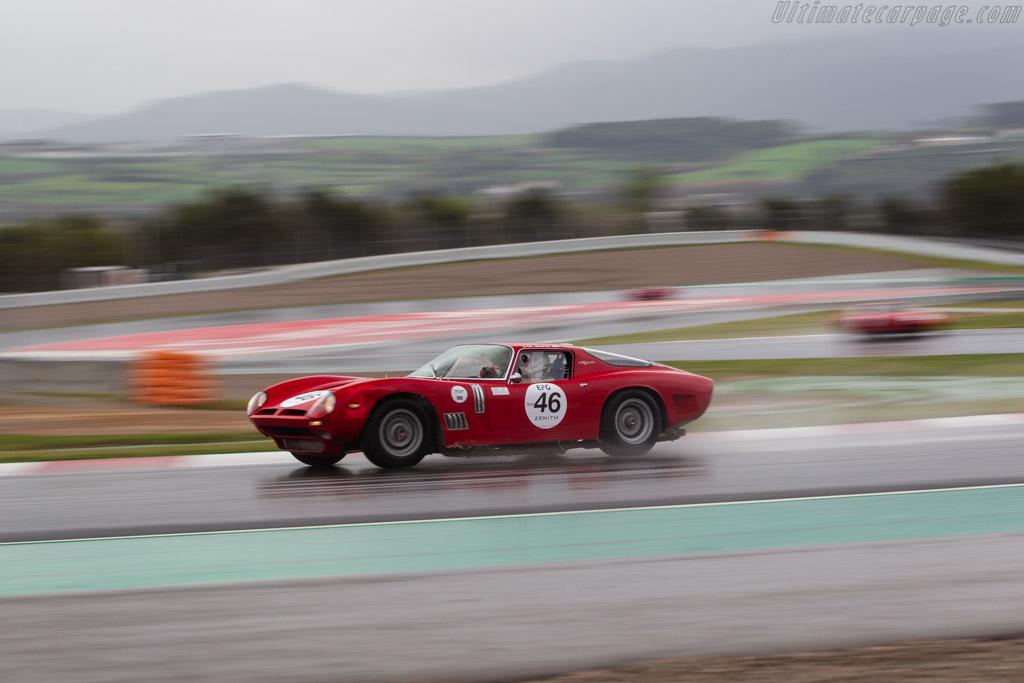 Bizzarrini 5300 GT - Chassis: IA3 0245 - Driver: Christian Bouriez - 2018 Espiritu de Montjuic
