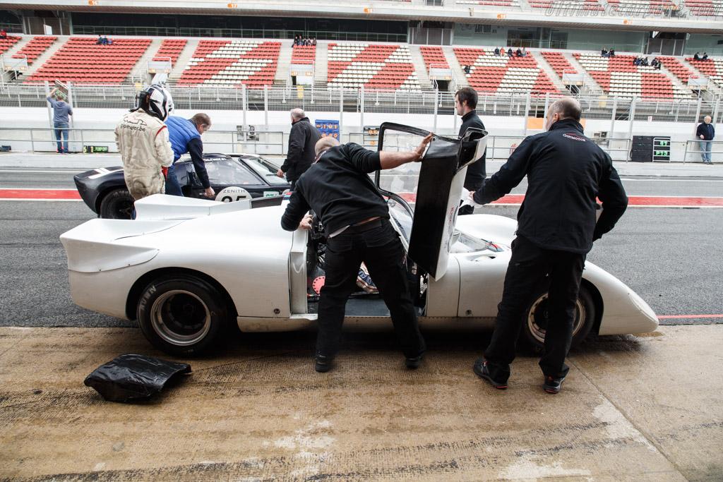 Chevron B16  - Driver: Christophe van Riet / Caroline Grifnée  - 2018 Espiritu de Montjuic