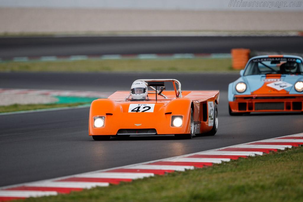 Chevron B21 - Chassis: B21-72-25 - Driver: Philipp Bruehwiler  - 2018 Espiritu de Montjuic
