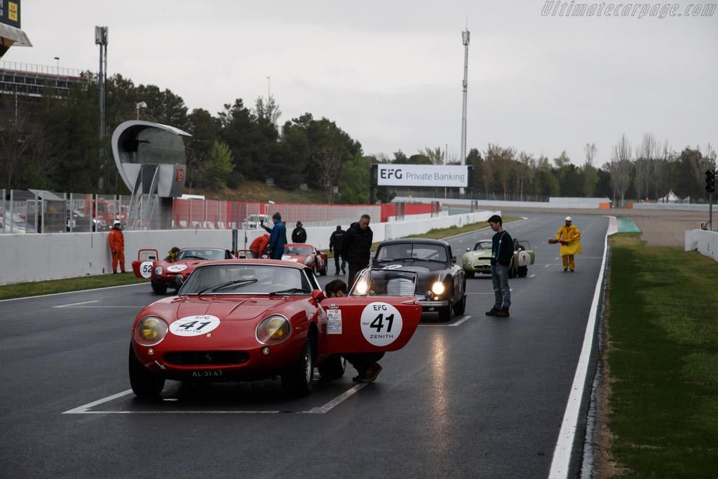Ferrari 275 GTB/4 - Chassis: 09247 - Driver: Jan Gijzen  - 2018 Espiritu de Montjuic