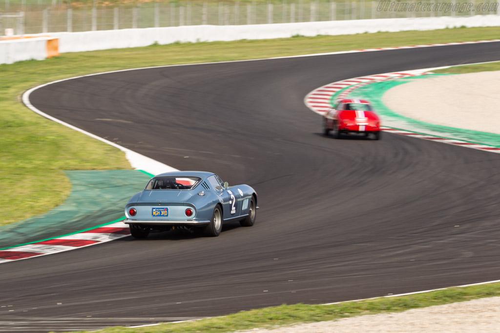 Ferrari 275 GTB/C - Chassis: 09057 - Driver: VincentGaye  - 2018 Espiritu de Montjuic