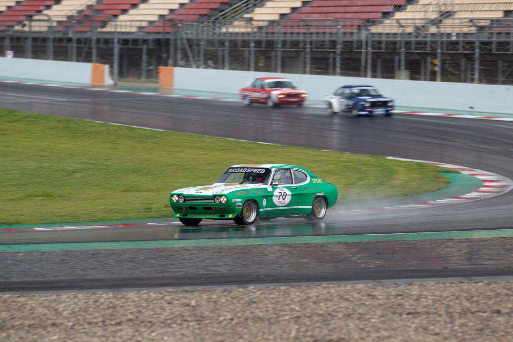 Ford Capri 2600 RS - Chassis: BBECNS34576 - Driver: Geoffroy Peter / Raynald Hautot  - 2018 Espiritu de Montjuic
