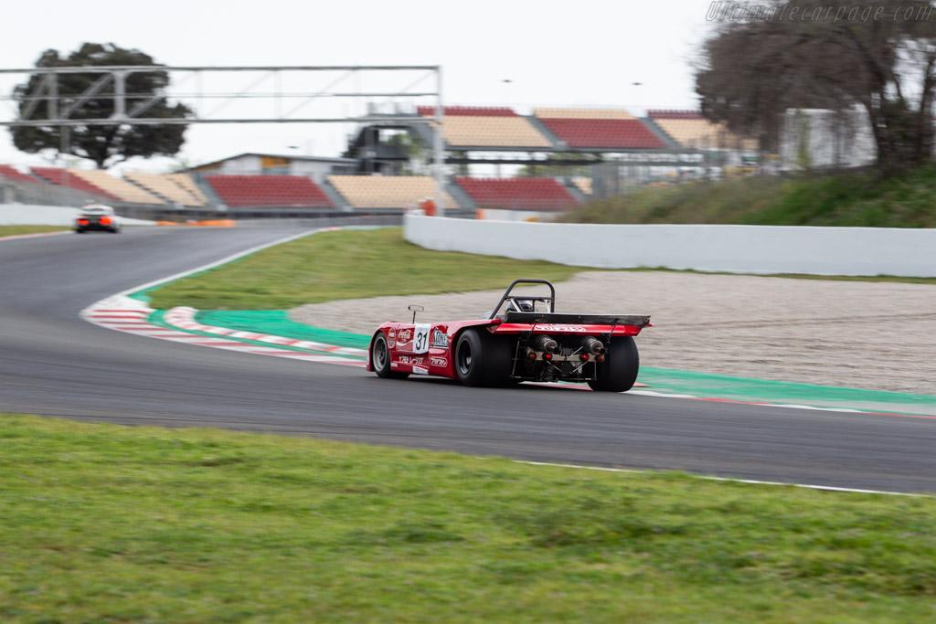Lola T280 - Chassis: HU3 - Driver: Carlos Barbot  - 2018 Espiritu de Montjuic
