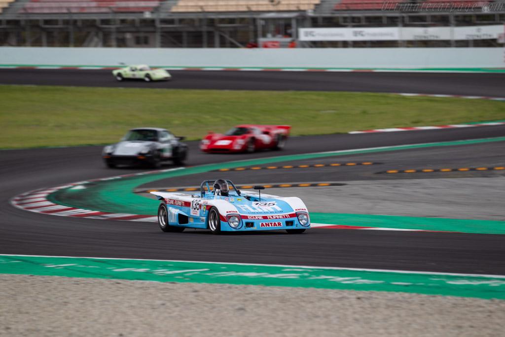 Lola T290 - Chassis: HU03 - Driver: Dietmar Schroeder  - 2018 Espiritu de Montjuic