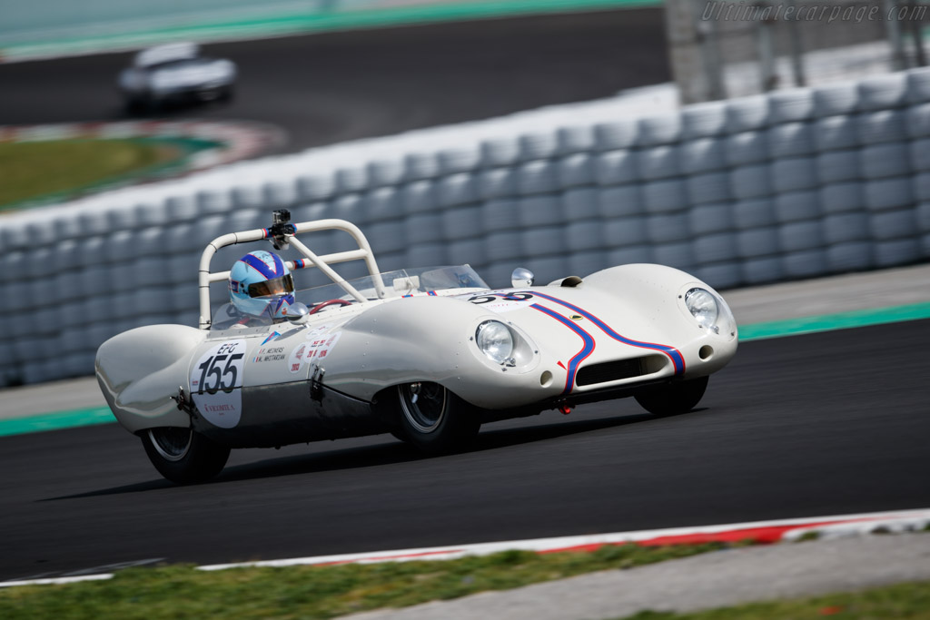 Lotus Eleven - Chassis: 248 - Driver: Franco Meiners  - 2018 Espiritu de Montjuic