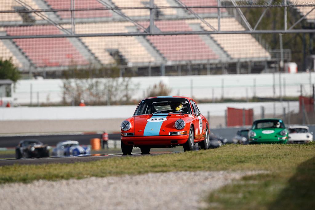 Porsche 911 - Chassis: 301864 - Driver: Richard Hywel Evans / James Little  - 2018 Espiritu de Montjuic