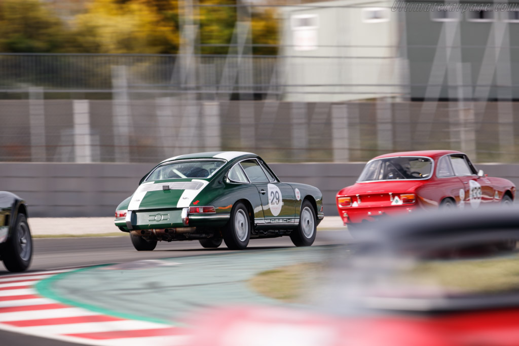 Porsche 911 - Chassis: 303757 - Driver: Uwe Bruschnik / Robert Haug  - 2018 Espiritu de Montjuic