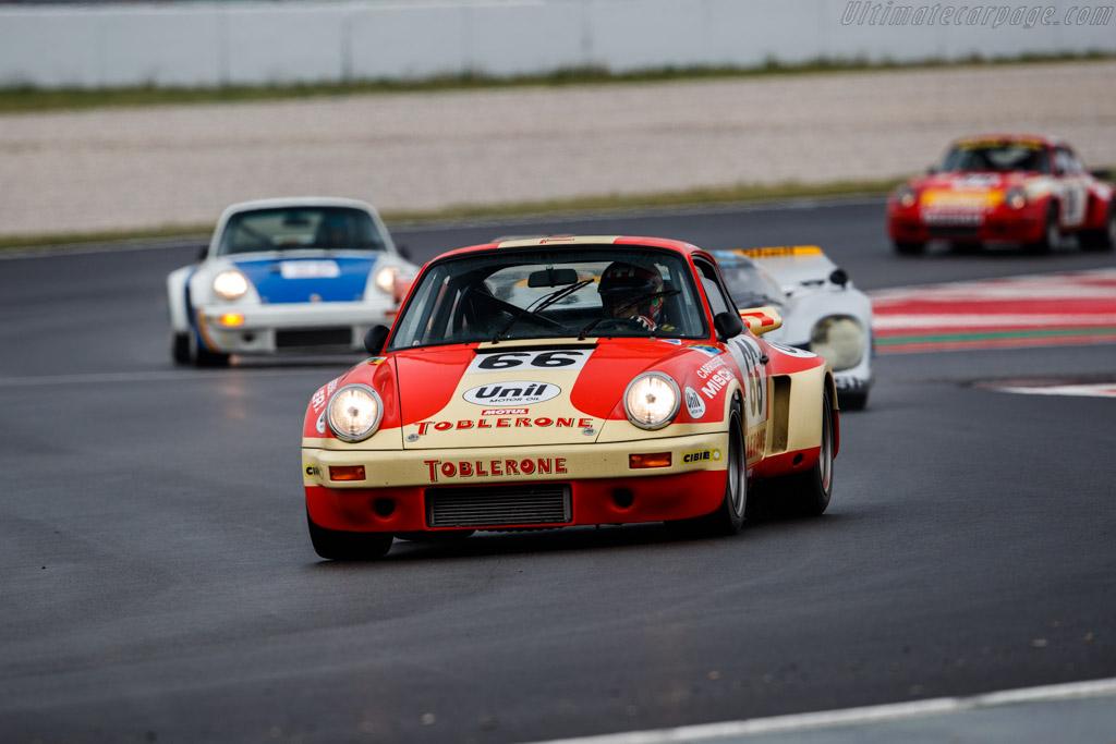 Porsche 911 Carrera RSR 3.0 - Chassis: 911 460 9058 - Driver: Didier Denat - 2018 Espiritu de Montjuic