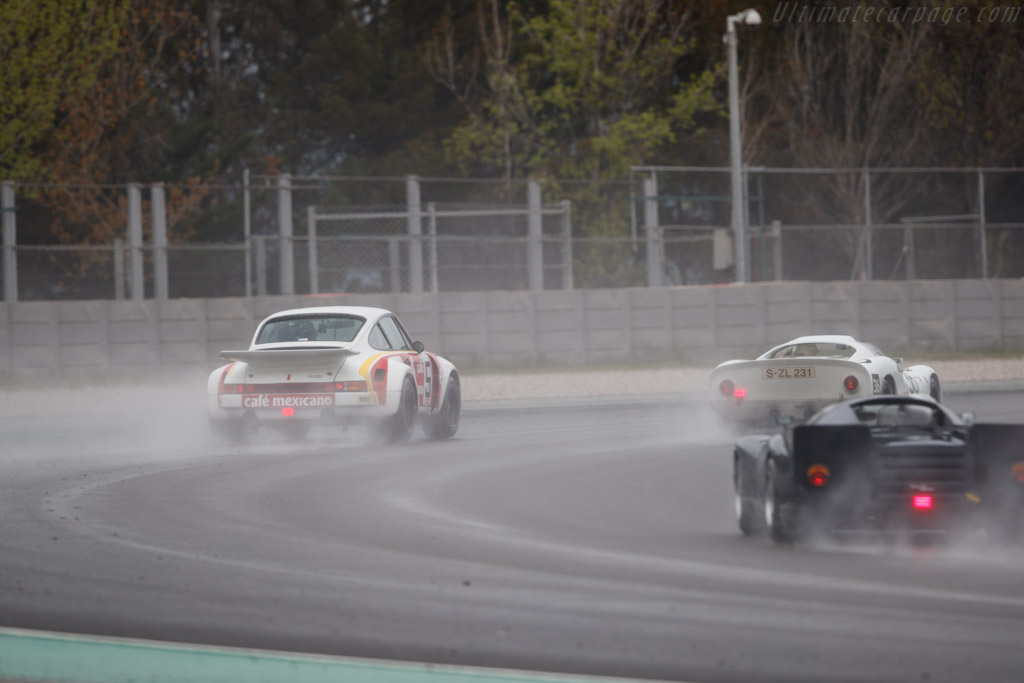 Porsche 911 Carrera RSR 3.0 - Chassis: 911 560 9115 - Driver: RainerBecker  - 2018 Espiritu de Montjuic