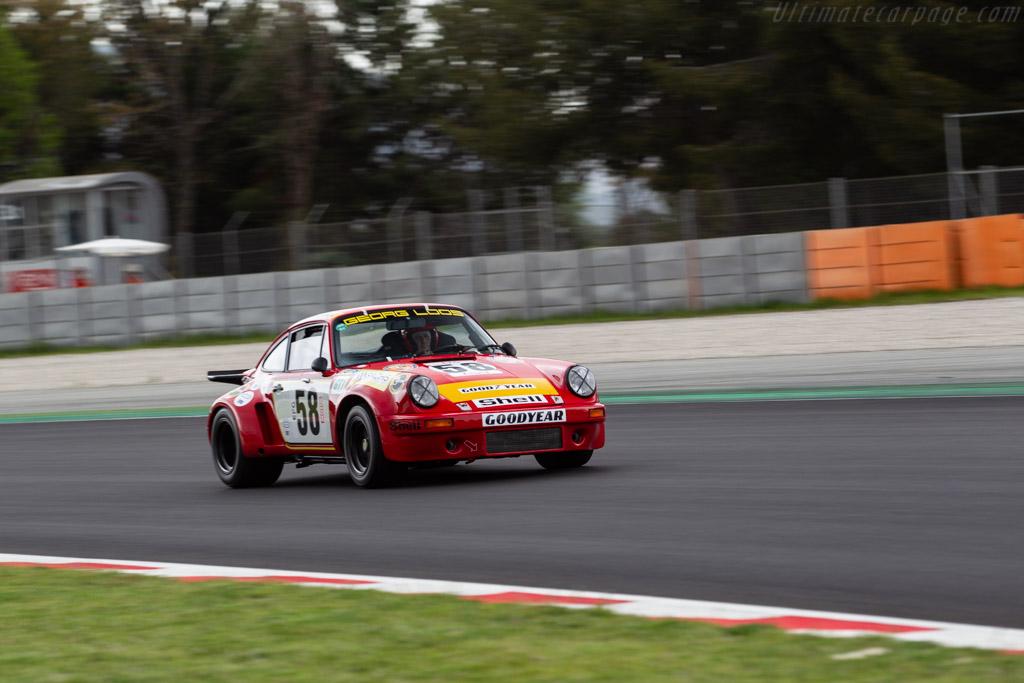 Porsche 911 Carrera RSR 3.0 - Chassis: 911 460 9116 - Driver: Urs Beck  - 2018 Espiritu de Montjuic