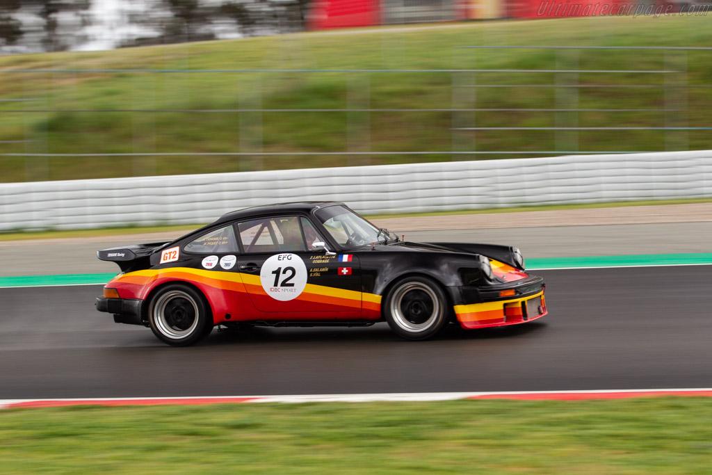 Porsche 930 Turbo - Chassis: 930 570 0021 - Driver: Jean-François Piquet / Alain Triniane  - 2018 Espiritu de Montjuic