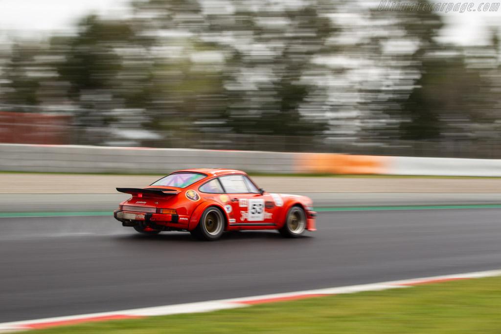 Porsche 934 - Chassis: 930 670 0168 - Driver: Maurizio Fratti / Andrea Cabianca  - 2018 Espiritu de Montjuic
