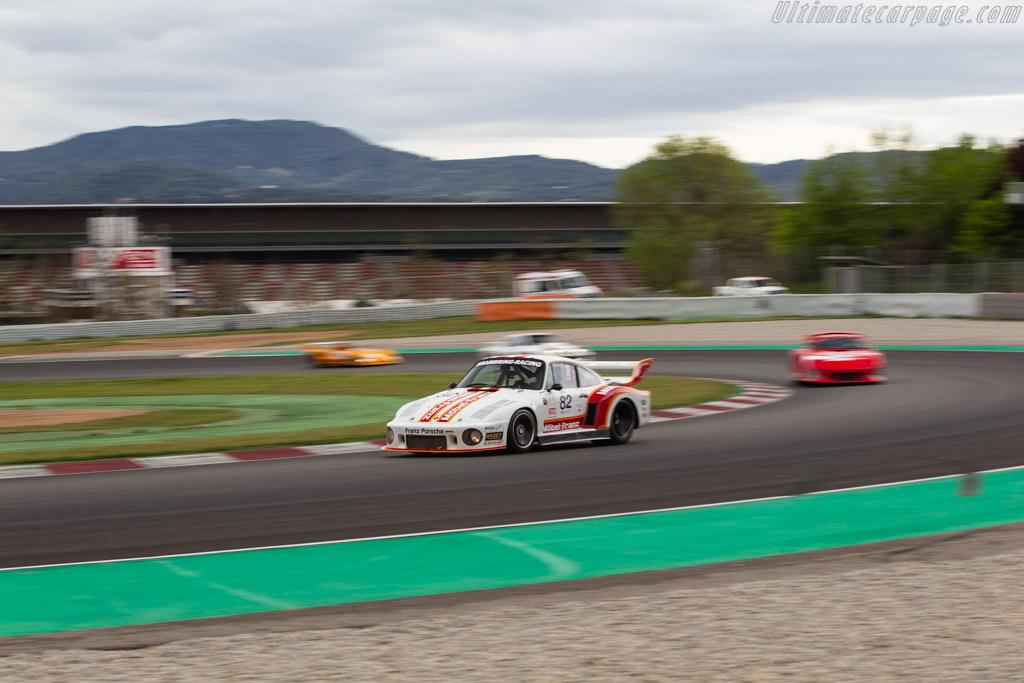 Porsche 935/77 - Chassis: 930 770 0907 - Driver: Maxime Guenat - 2018 Espiritu de Montjuic