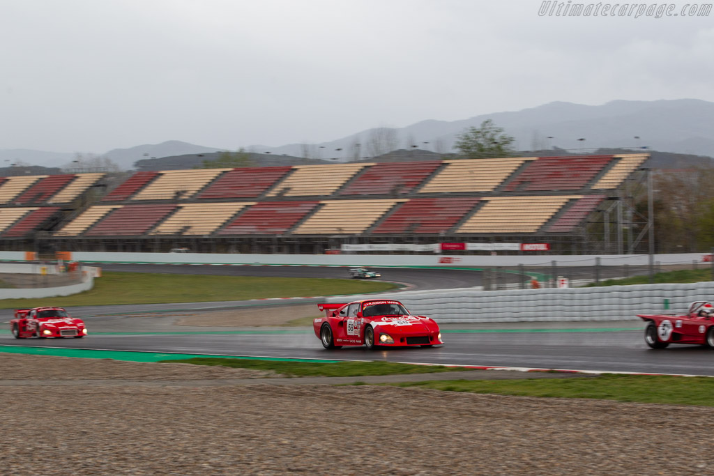 Porsche 935 K3 - Chassis: 009 00016 - Driver: Urs Beck / Rainer Becker  - 2018 Espiritu de Montjuic