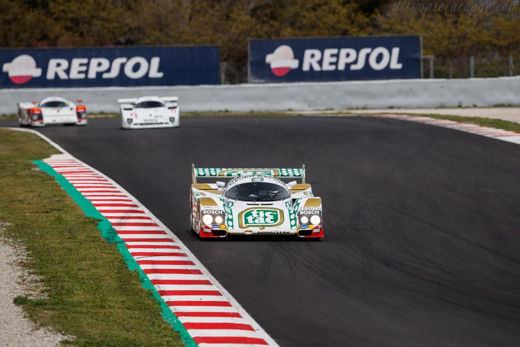 Porsche 962C - Chassis: 962-141 - Driver: HenrikLindberg  - 2018 Espiritu de Montjuic