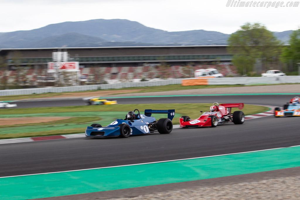 Ralt RT1 - Chassis: 1-71 - Driver: Charles Veillard  - 2018 Espiritu de Montjuic