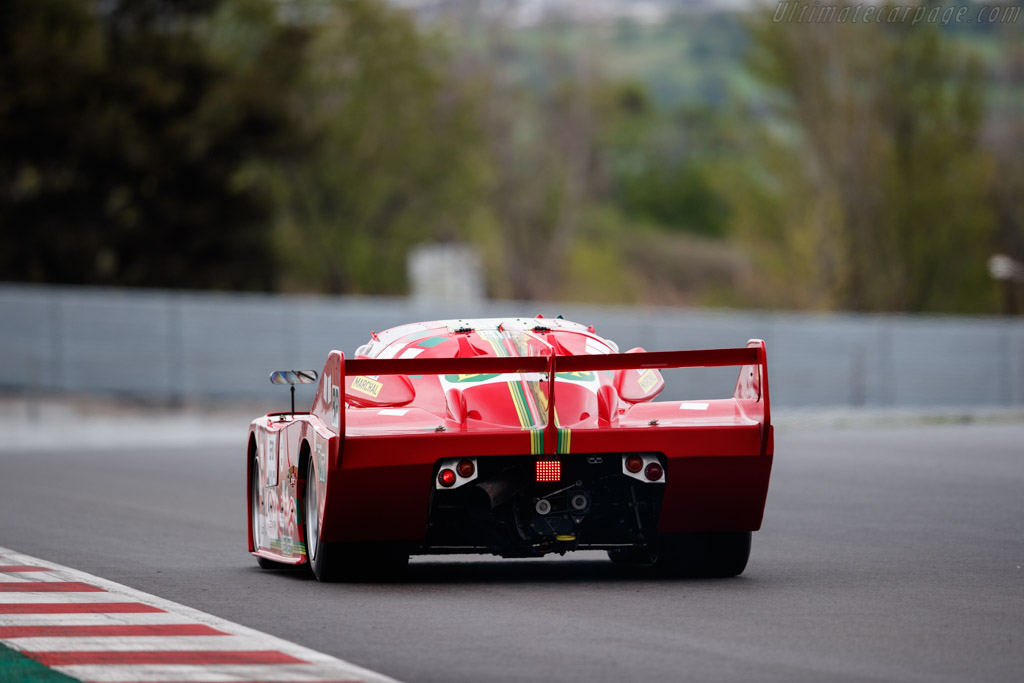 Sthemo SM - Chassis: 1 - Driver: Christophe Gadais / Romain Belleteste  - 2018 Espiritu de Montjuic