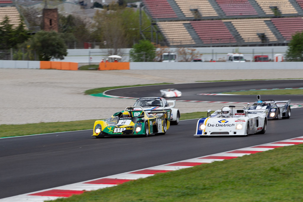 TOJ SC206 - Chassis: 77-06 - Driver: Franck Morel  - 2018 Espiritu de Montjuic