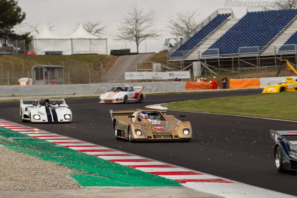 TOJ SC304 - Chassis: 11-76 - Driver: Yves Scemama  - 2018 Espiritu de Montjuic