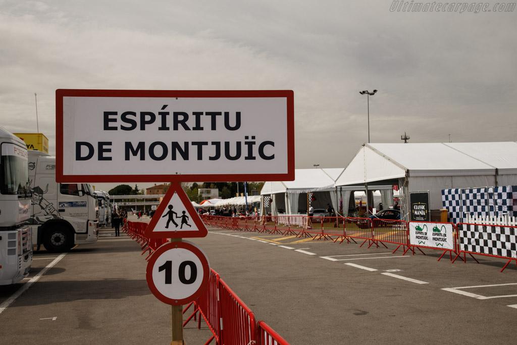 Welcome to Barcelona    - 2018 Espiritu de Montjuic
