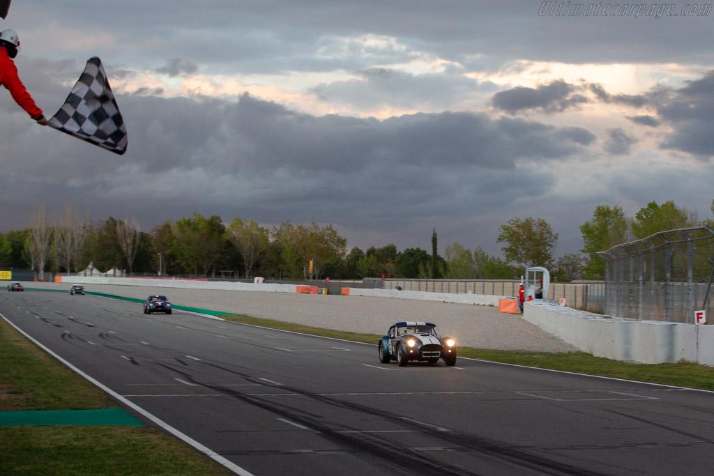 AC Cobra 289 - Chassis: CSX2136 - Driver: Thierry De Latre Du Bosqueau / Christophe Van Riet - 2019 Espiritu de Montjuic