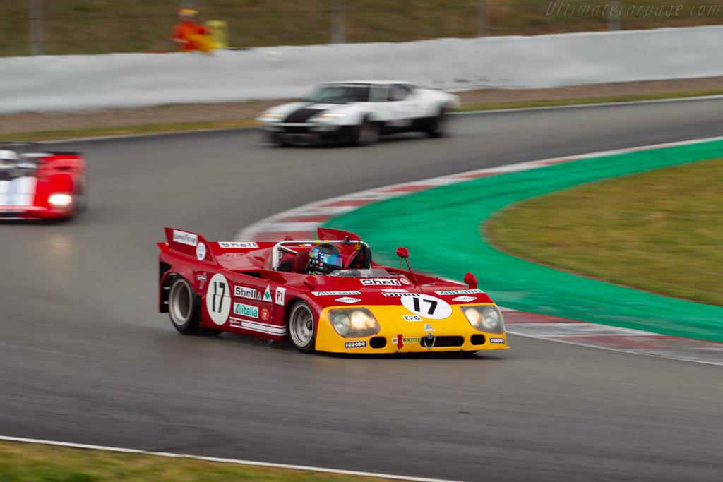 Alfa Romeo T33/TT3 - Chassis: 11572-002 - Driver: Martin Halusa / Lukas Halusa - 2019 Espiritu de Montjuic