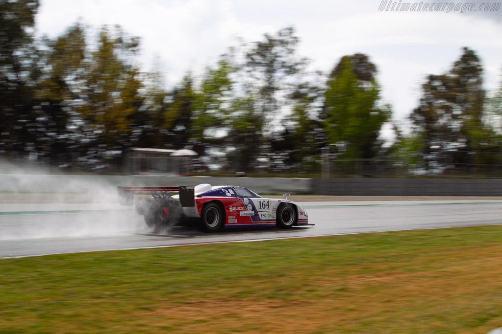 Argo JM19 - Chassis: JM19-108-GTP - Driver: Johannes Huber - 2019 Espiritu de Montjuic