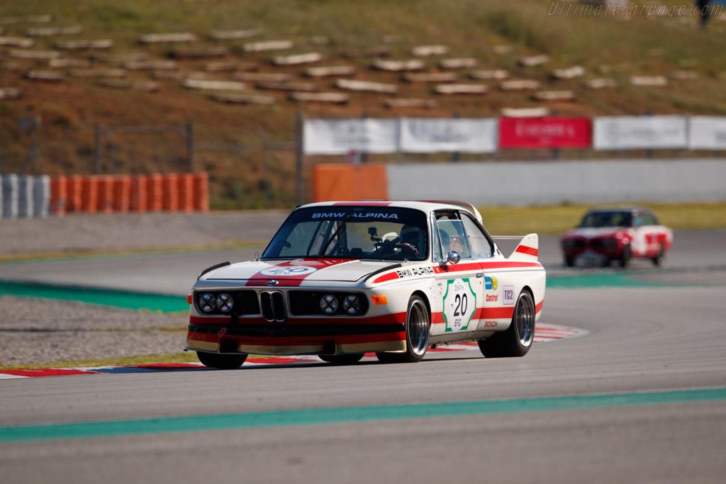 BMW 3.0 CSL - Chassis: JS100261 - Driver: Christophe Van Riet / Caroline Grifnee - 2019 Espiritu de Montjuic