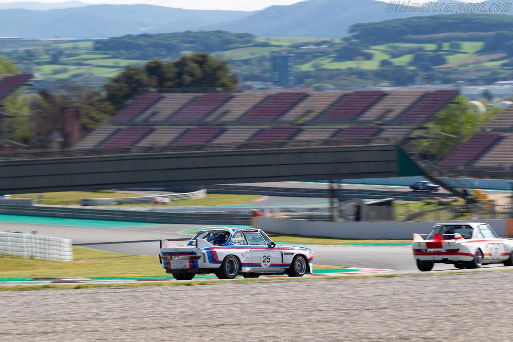 BMW 3.0 CSL - Chassis: 4300096 - Driver: Christian Traber - 2019 Espiritu de Montjuic