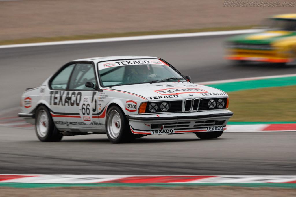 BMW 635 CSI Group A - Chassis: E24 RA1-04 - Driver: Armand Mille - 2019 Espiritu de Montjuic