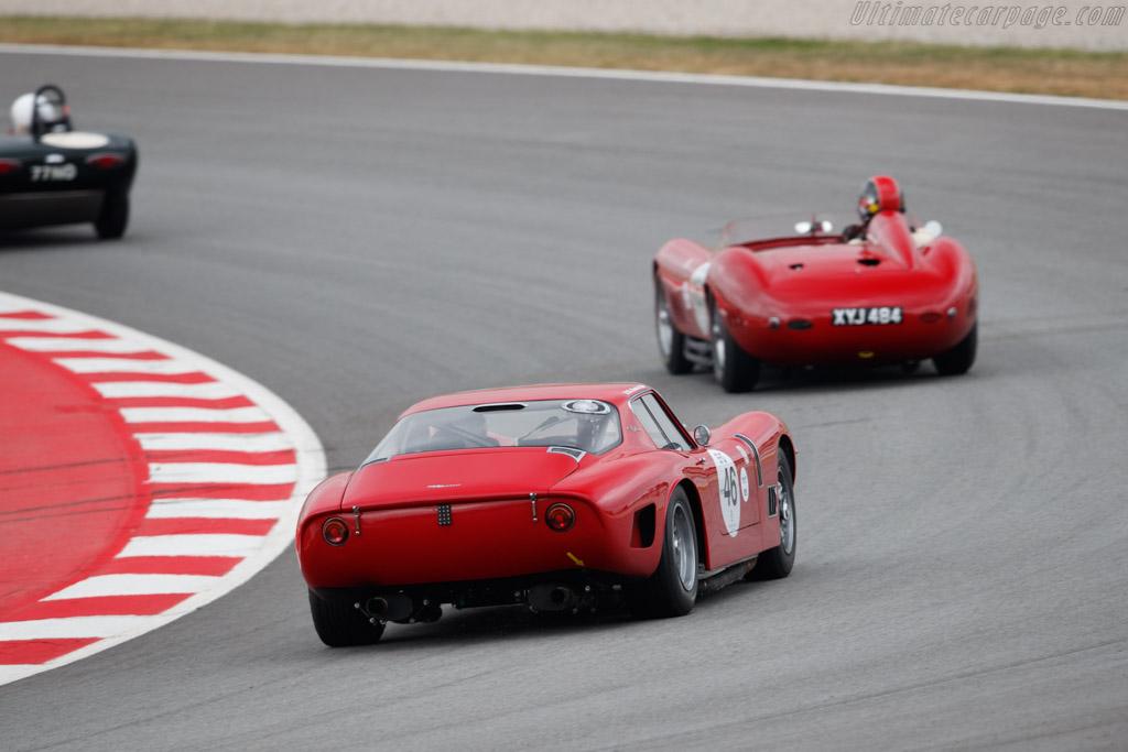 Bizzarrini 5300 GT - Chassis: IA3 0245 - Driver: Christian Bouriez - 2019 Espiritu de Montjuic