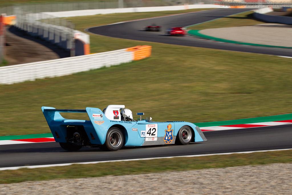 Chevron B26 - Chassis: B26-74-07 - Driver: Philipp Bruehwiler - 2019 Espiritu de Montjuic