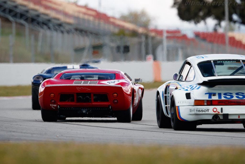 Ford GT40  - Driver: Olivier Galant - 2019 Espiritu de Montjuic