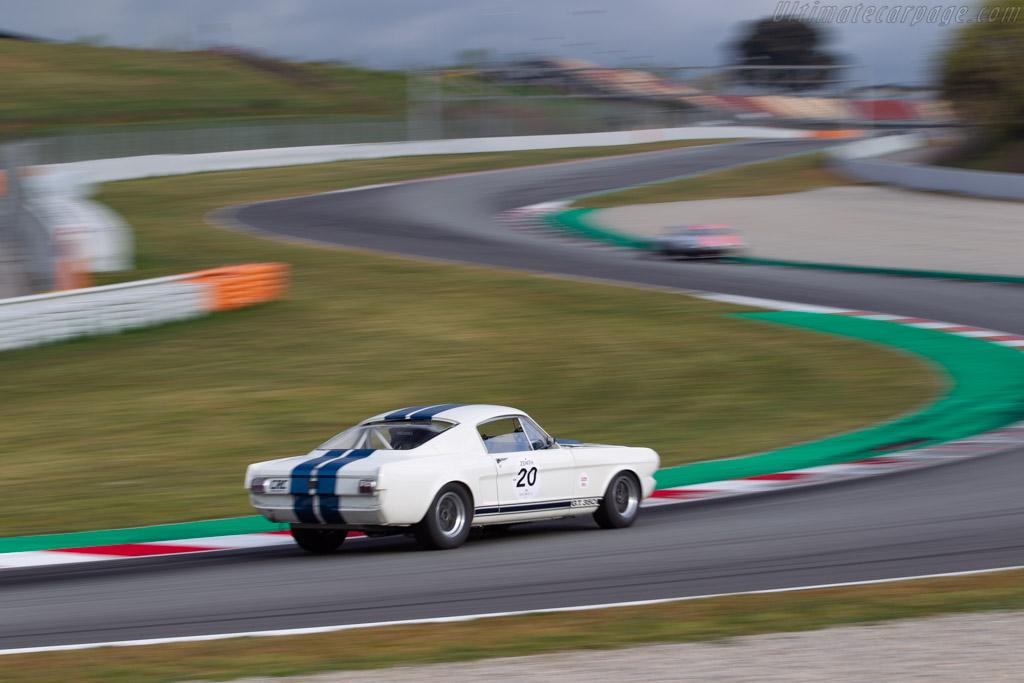Ford Shelby Mustang GT350 - Chassis: SFM6S943 - Driver: Christian Dumolin / Pierre-Alain Thibaut - 2019 Espiritu de Montjuic