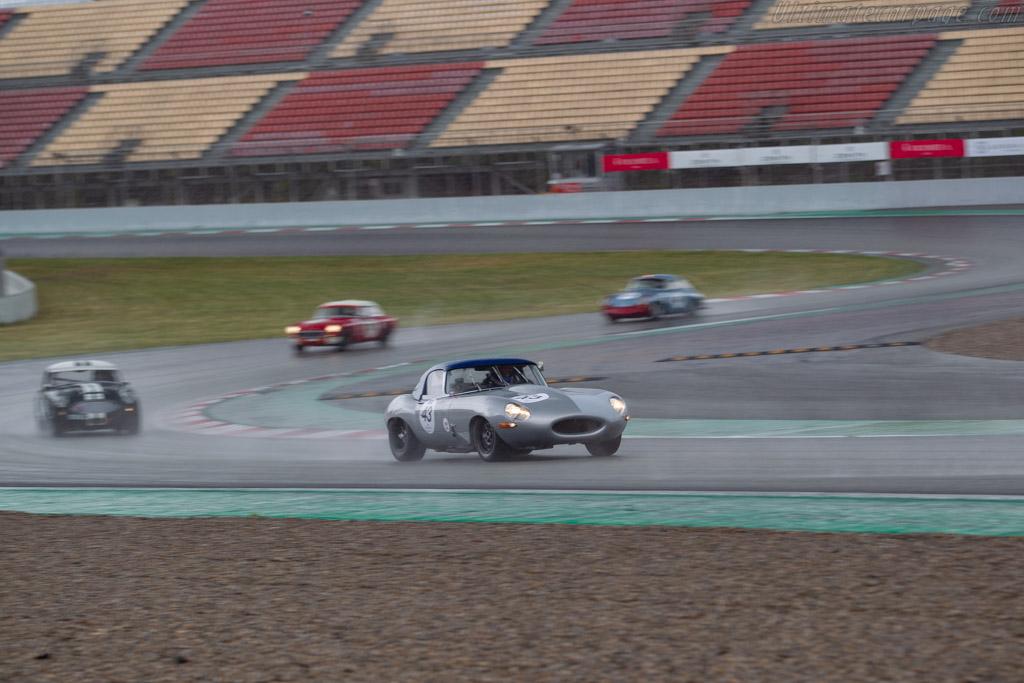 Jaguar E-Type  - Driver: Richard Renault / Jean-François Renault - 2019 Espiritu de Montjuic